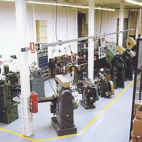 Fabricacion maquinaria relojeria Matroes