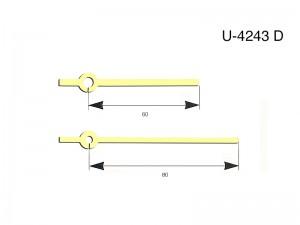 U4243D,U-4243-D,U 4243 D,4243