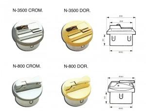 N3500, N-3500 CROM, N-3500 DOR