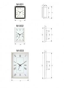 M001,M-001,M002,M-002,M003,M-003,